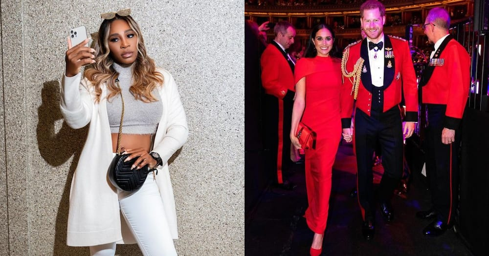 Serena Williams Supports Meghan Markle After Emotional Oprah Interview