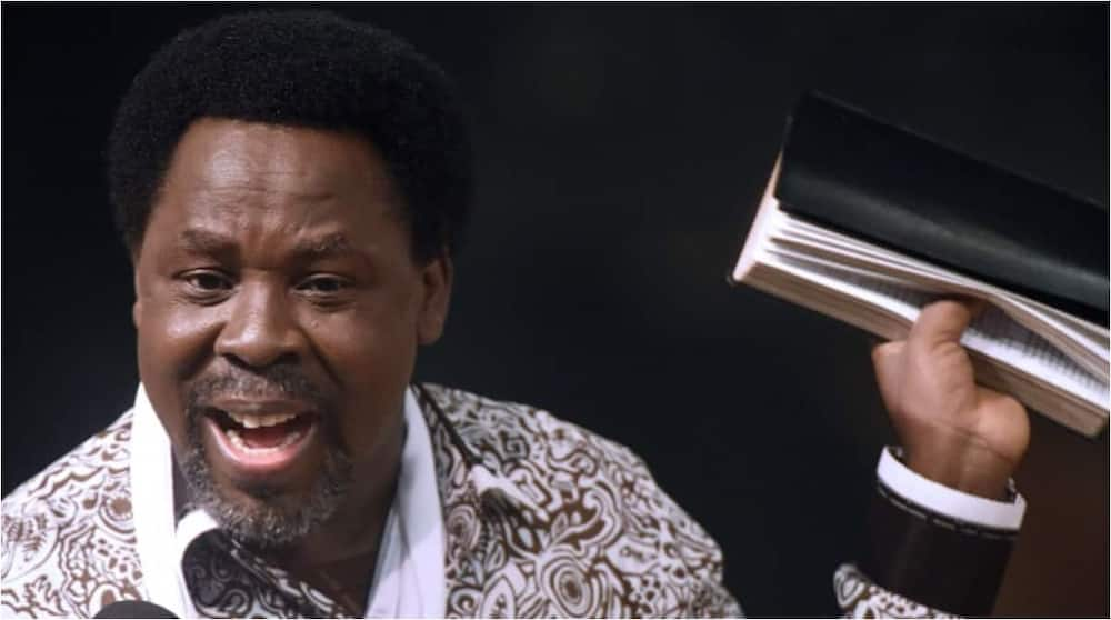 FIFA World Cup Volunteer Manager Healed of Terrible Disease by TB Joshua Shortly Before His Passing