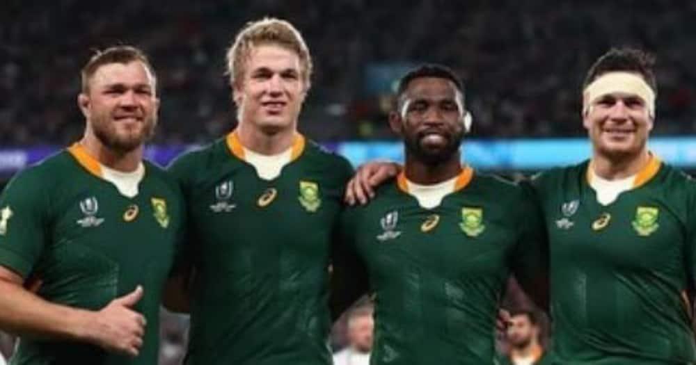 Siya Kolisi has become a role model for many South Africans. Photo credit: Instagram/siya_kolisi_the_bear