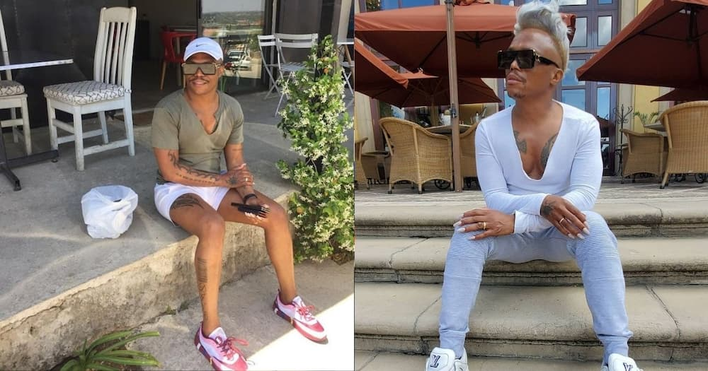 Somizi receives R9k from a stranger, Mzansi shares hilarious reactions