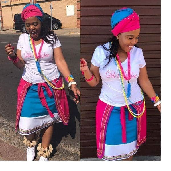 50 Traditional Dresses Pictures In South Africa 2019