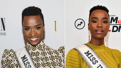 Zozi Tunzi sings live on radio show, Mzansi amazed: #MultitalentedQueen
