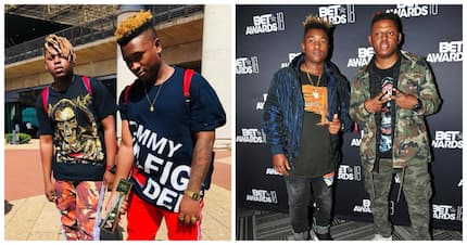 Distruction Boyz show us who's boss: Debut album reaches platinum