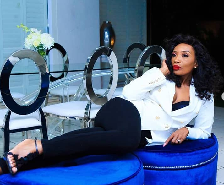 how old is sophie ndaba's husband