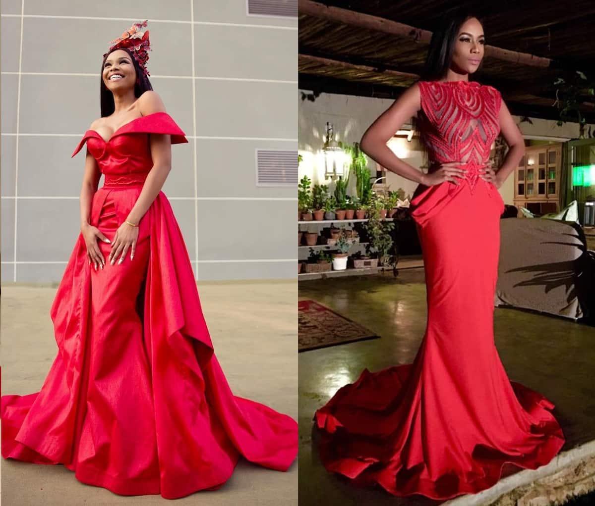 Bonang Matheba dresses Matric ball dresses 2018 Matric dresses 2018 Dresses for matric dance Spree.co.za dresses