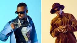 Exclusive: Nhlanhla Nciza's son selected as Apple Music rising star