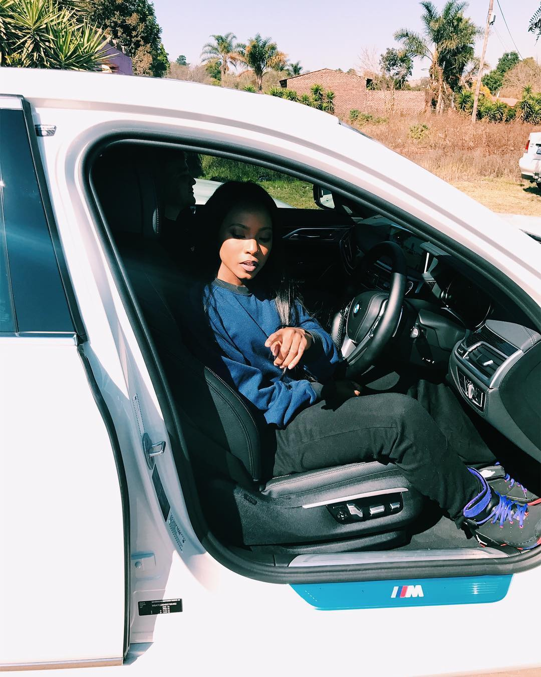 Bahumi Madisakwane Bio Age Married Parents Car And Instagram