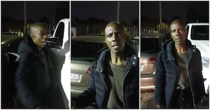 Prophet Mboro: White man threatened to kill me in racial altercation