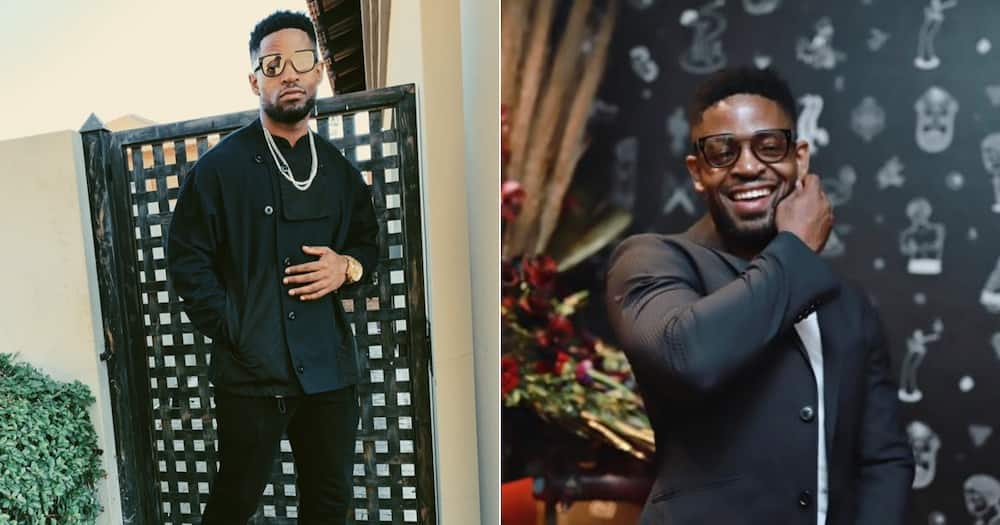 Prince Kaybee's giving away his prized possession to a lucky producer