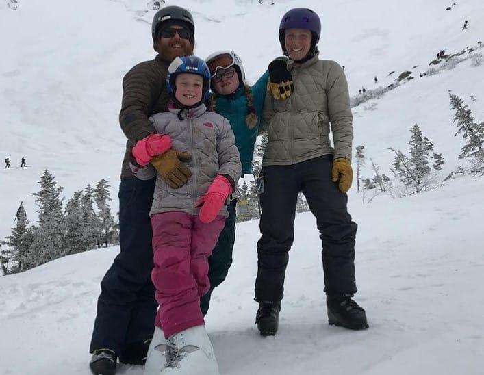 Chase Morrill family