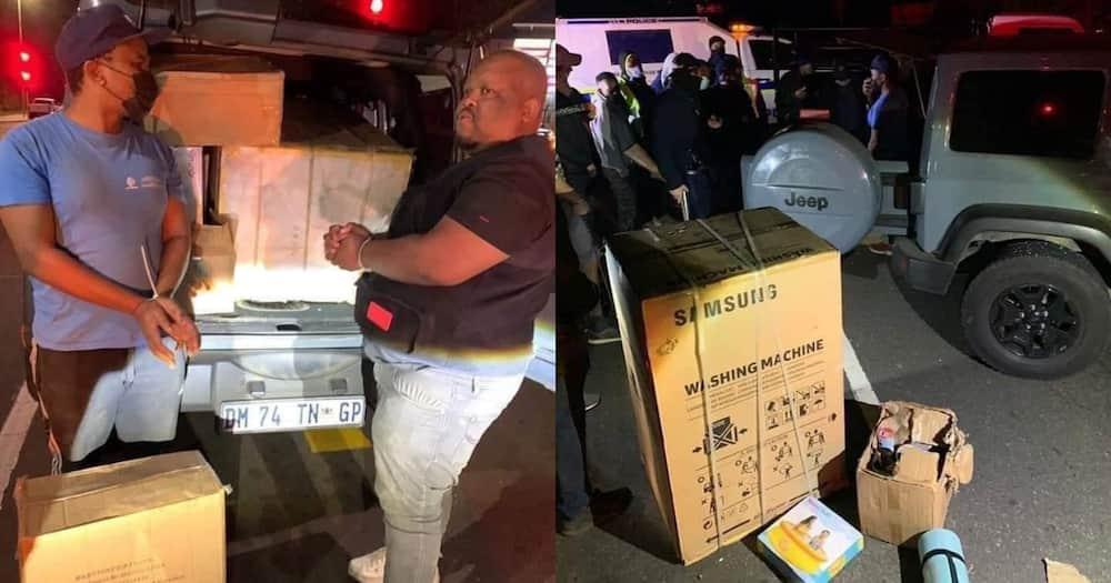 Durba looting, CEO, arrested