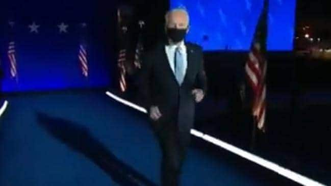 WWE fans turn Joe Biden's entrance after his presidential triumph into meme