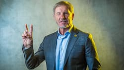 Stuart Baxter says that he's very excited for the future with Kaizer Chiefs