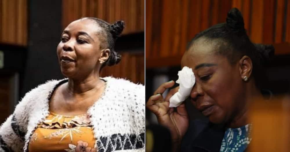 Nomia Rosemary Ndlovu, murderer, killed family members, hired hitman, undercover police officer, Tembisa, Johannesburg