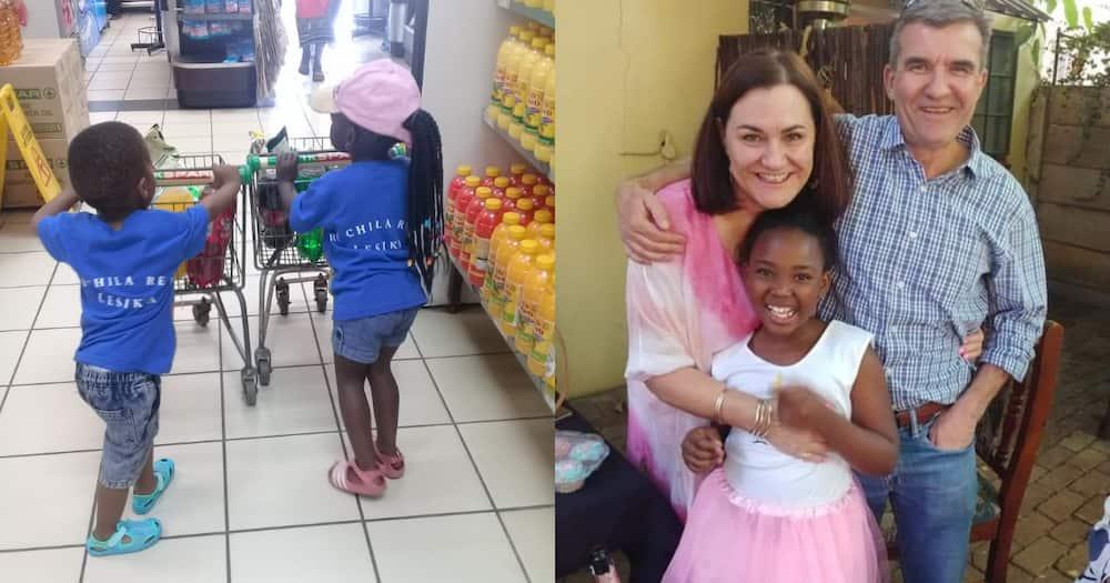 Mzansi Mom shares an inspirational post about amazing couple