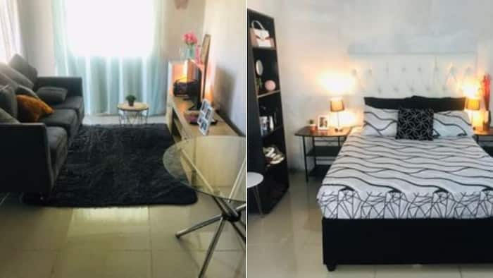 """""""Little haven"""": Proud woman shares pics of her home, Mzansi inspired by the aesthetics"""