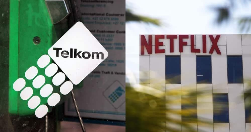 Telkom set-top box, Netflix, no longer available
