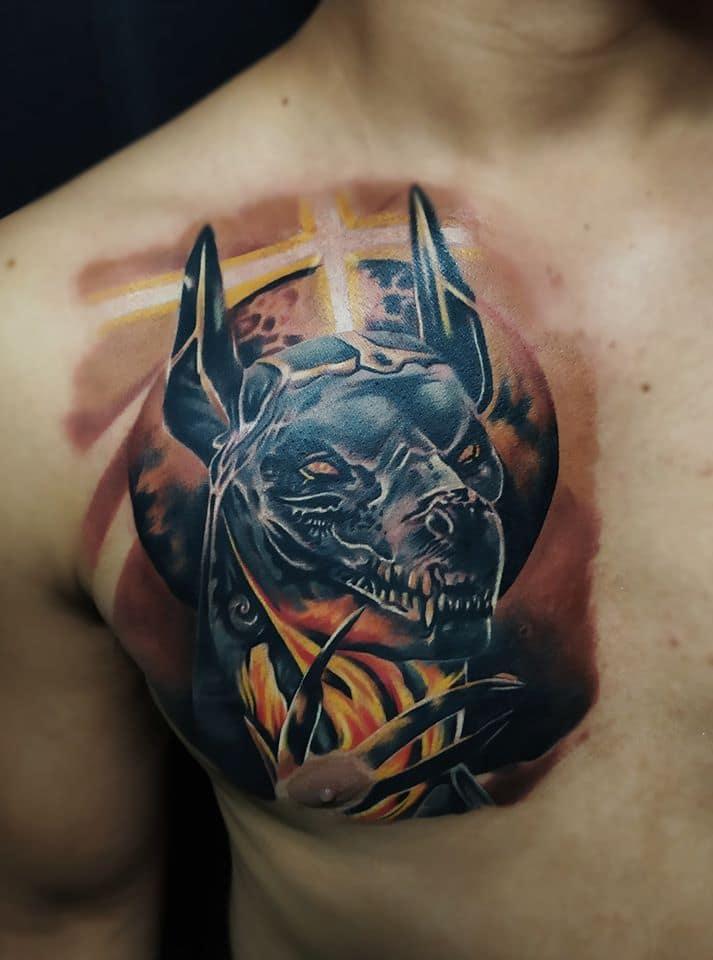 african tattoos sleeves