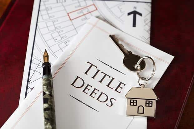 How to check title deeds