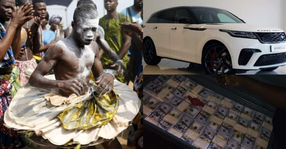 Man at Somanya's mother dies with no illness after he travelled to Benin for 2 days & returned to buy cars & house