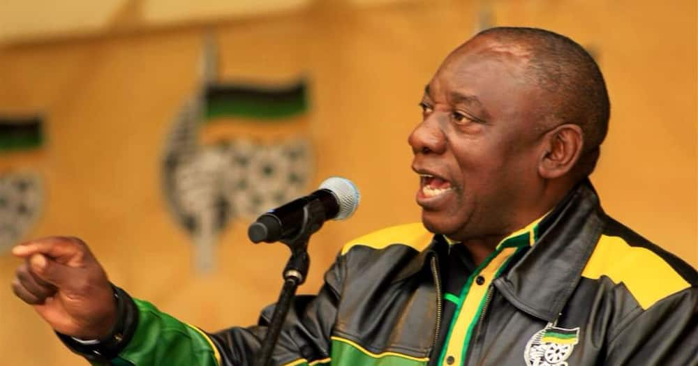As the leader of the ANC and government, President Cyril Ramaohsa will be highly involved in the passing of the bill. Photo credit: Facebook/MyANC