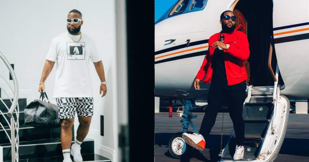 Mzansi's music ace Cassper Nyovest is set to entertain TV views in a brand new show.