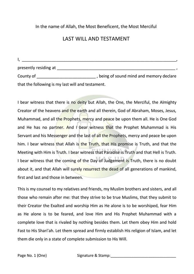 Letter of authority template