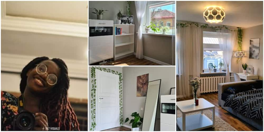 Lady Shows Off Her Abode with Pride in Beautiful Photos, Many Say the Room Can Calm Anxiety
