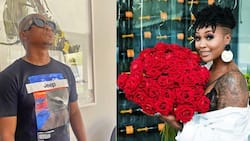 """""""This is sweet"""": Lamiez Holworthy shares details of 1st date with Khuli Chana"""