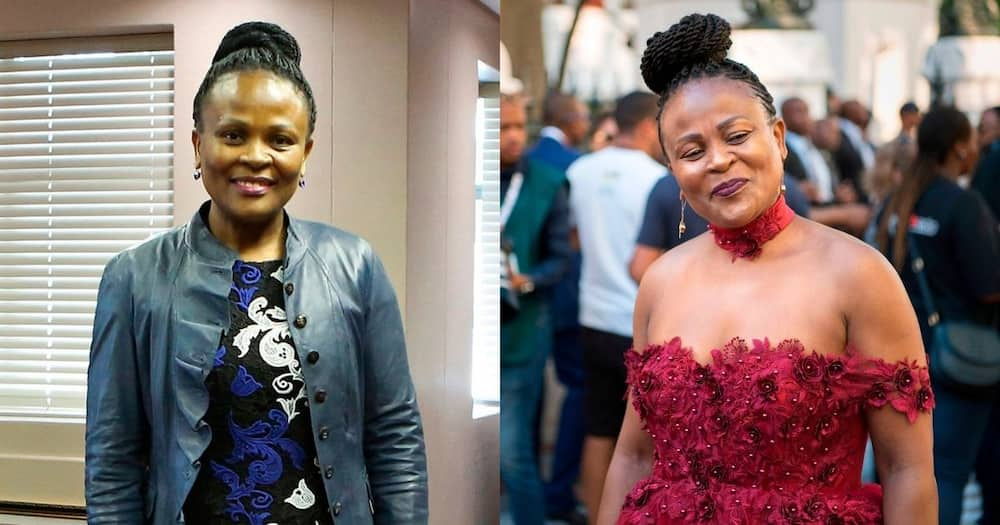Public protector Busisiwe Mkhwebane could face impeachment proceedings