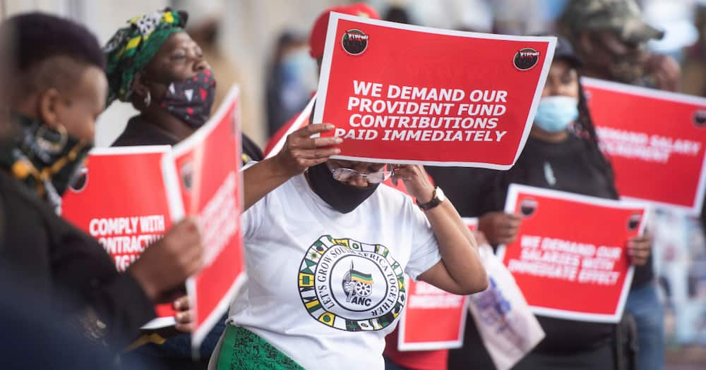 ANC Workers Are Losing Hope They Will Ever Get Paid Their Salaries