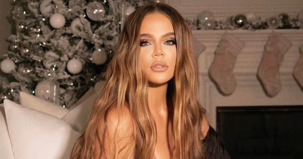 Switching up: Khloe Kardashian new face leaves fans concerned