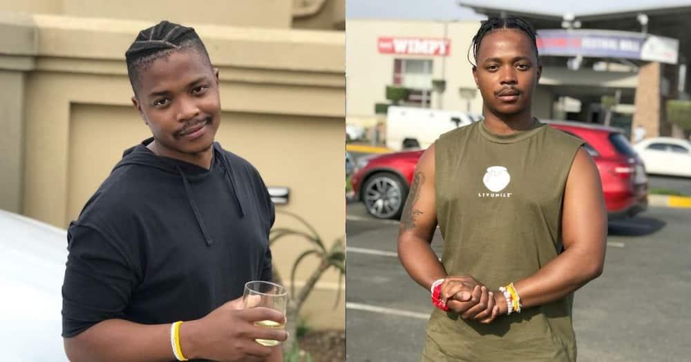 'Skeem Saam' and 'Ehostela' Actor Mlungisi Mathe Becomes Sangoma