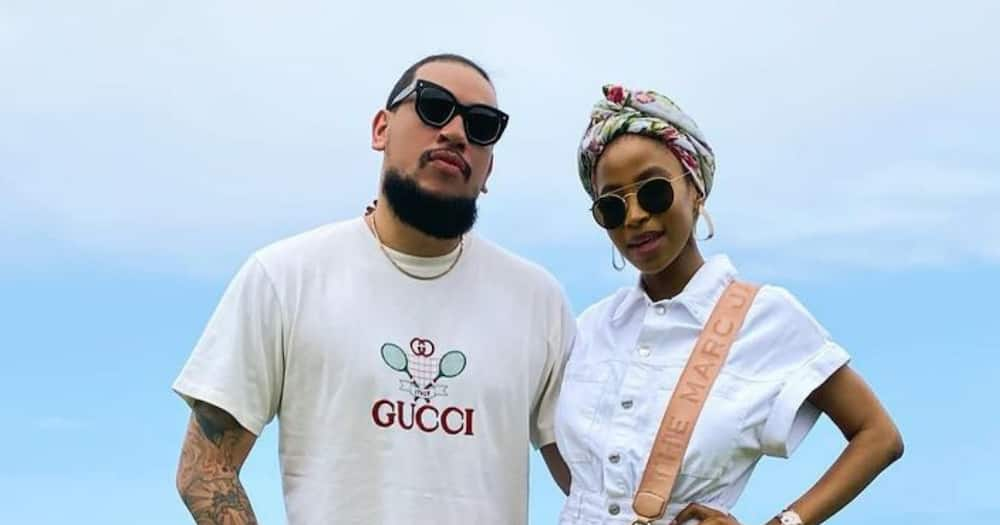 Anele Tembe's father breaks silence over AKA and his daughter's relationship