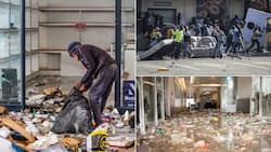 Party shop owner receives R25k pledge after her dream was crushed by looters