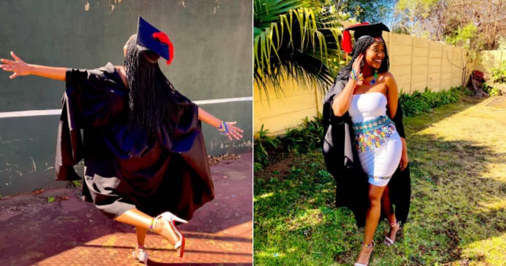 Lady, Graduates, Record Time, Social media reactions