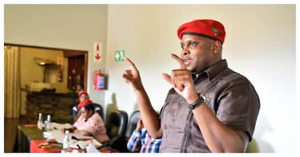 Shivambu warns against trusting the ANC's promises after load shedding woes