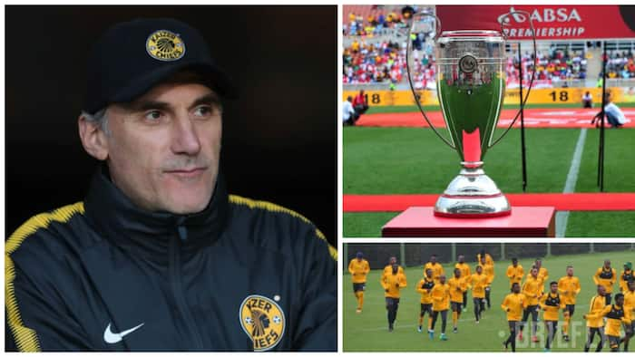 Giovanni Solinas believes Kaizer Chiefs can still win 2018/19 PSL title