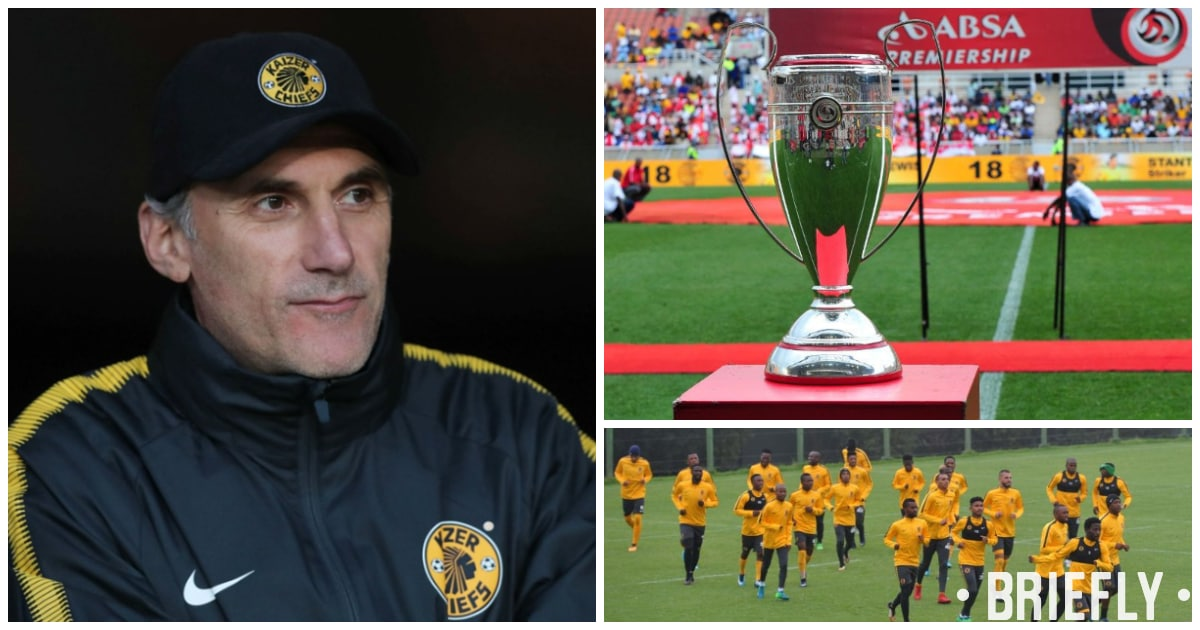 Solinas vows not to take Leopards lightly ahead of Telkom cup clash