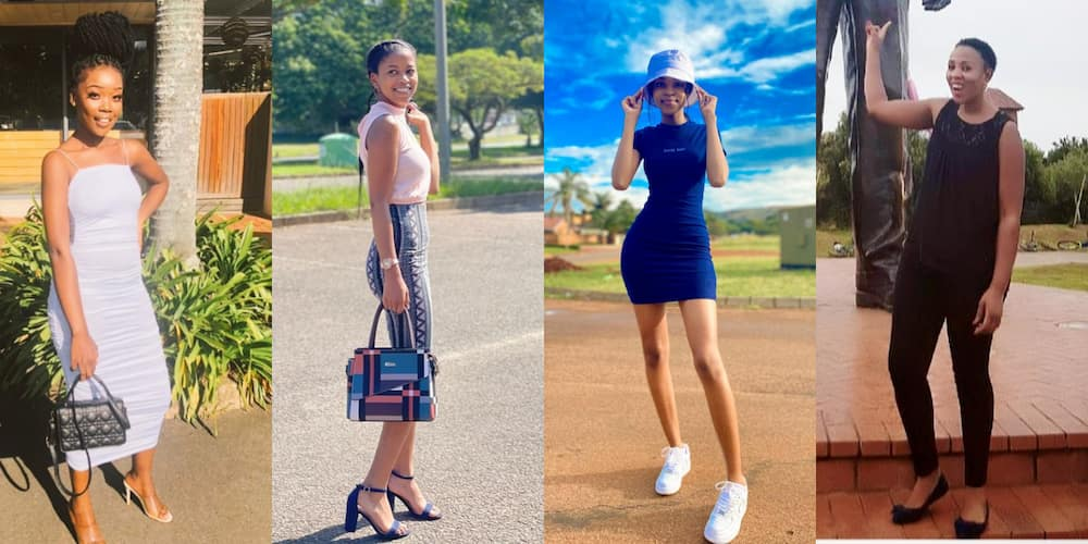 """""""Hello Tall Mamas"""": Mzansi Tall Girls Show Out in Numbers Online, SA Completely Stans"""