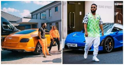 From taxis to Bentleys - Cassper Nyovest's rise to millionaire status