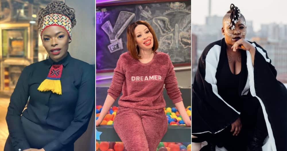 3 Mzansi celebrities share inspirational messages to celebrate Africa Day