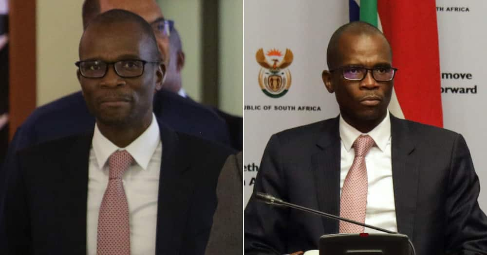 Debt for climate swap proposal, Eskom's debt, Deputy Finance minister David Masondo