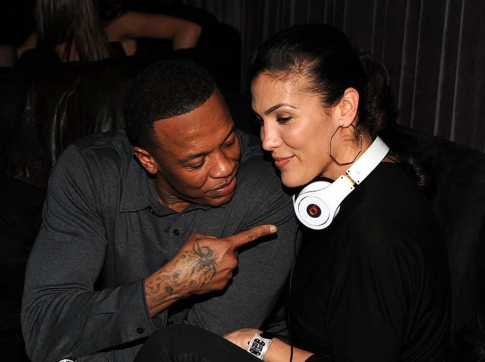 Dr Dre wife