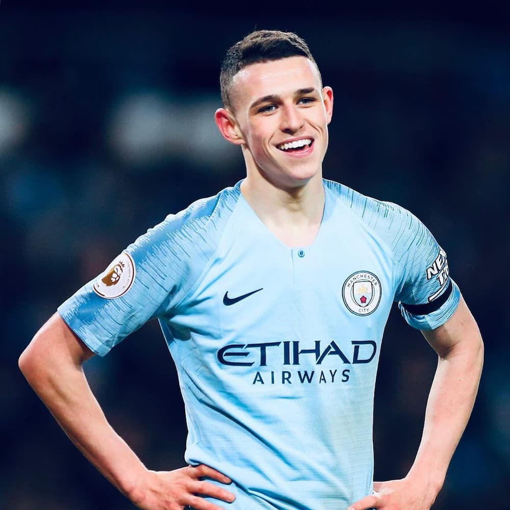 Phil Foden wife