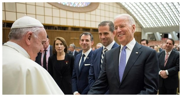 US 2020: Pope Francis Congratulates Biden as projected winner of election