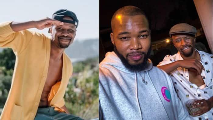 Temptation Island: Tats Nkonzo shows love to eliminated Sethu, SA spots bromance