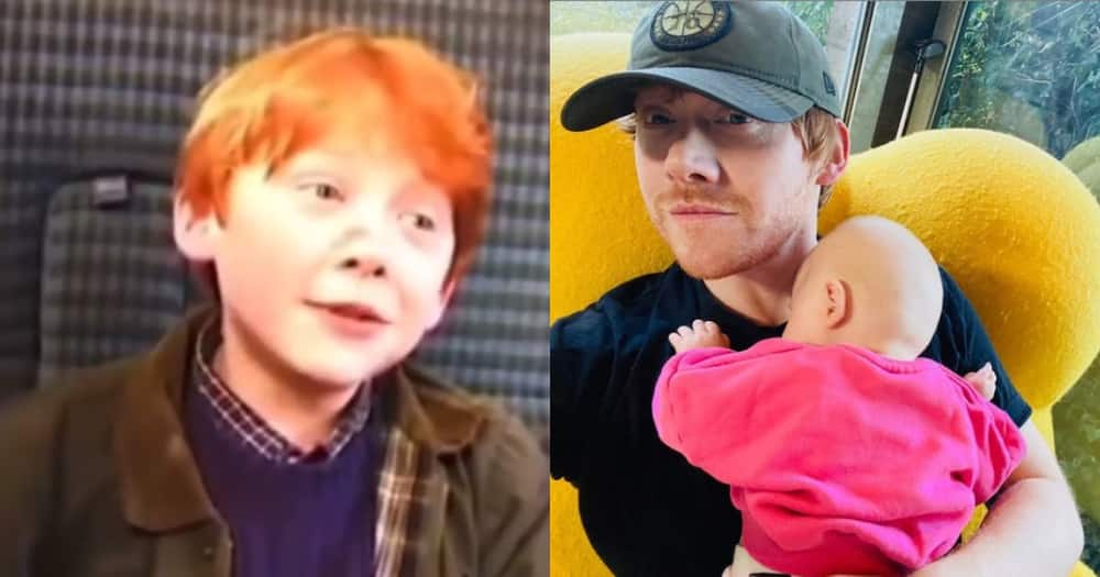 Rupert Grint: Harry Porter actor says featuring on the show was suffocating