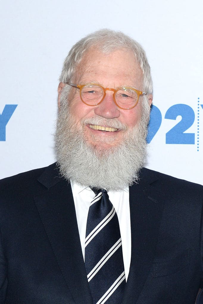 David Letterman production company
