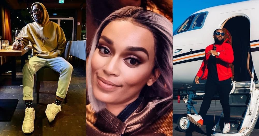 5 SA celebs call for end to violence in Nigeria using #EndSARS